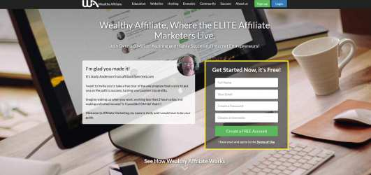 2018 Wealthy Affiliate Review