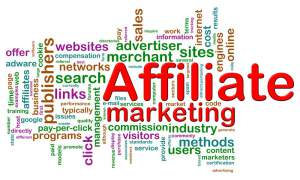 Affiliate Marketing collage