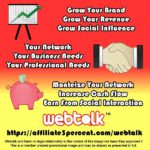Webtalk Social Media Review