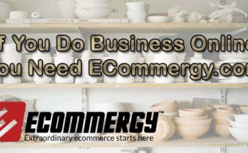 Who Need ECommergy