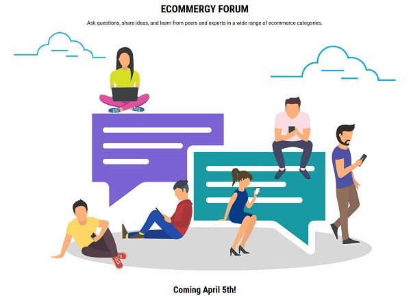 ECommergy E-commerce Forums