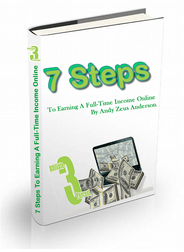 7 Steps Ebook Cover