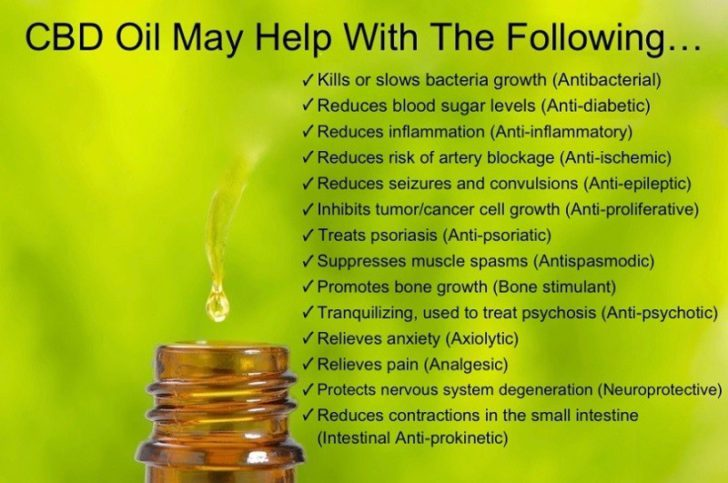 What CBD Does - Network Marketing Opportunity