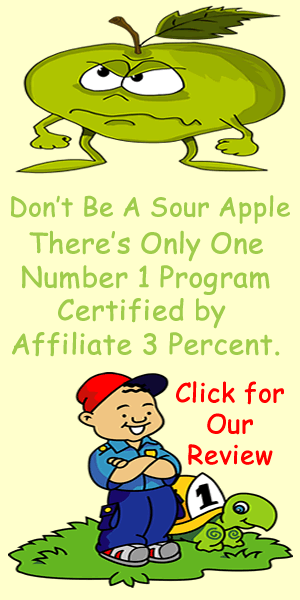 Number 1 Affiliate Marketing Program Review