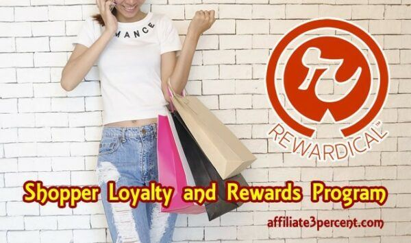 Rewardical Shopper Loyalty and Rewards Program 1