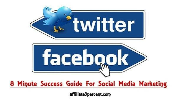 8-Minute Success Guide For Social Media Marketing 1