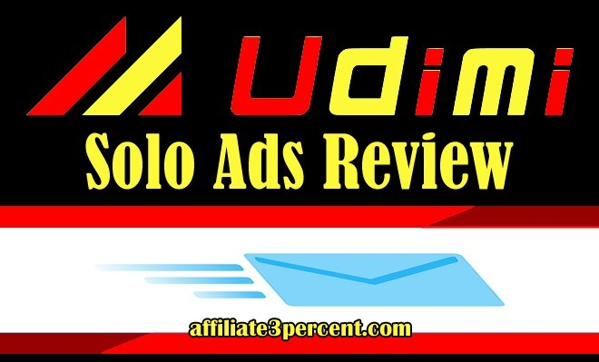 Udimi Solo Ads Review
